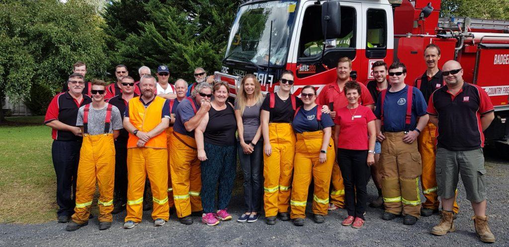Healesville & Badger Creek Fire Brigade - Good Friday 2018