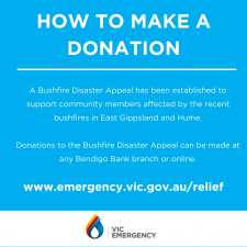 relief donations